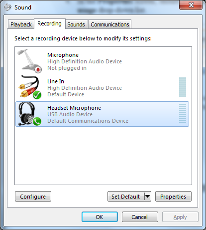 Windows 7 – How to set up speakers and microphone | Otago